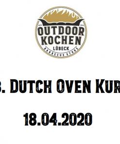 13. Dutch Oven Kurs