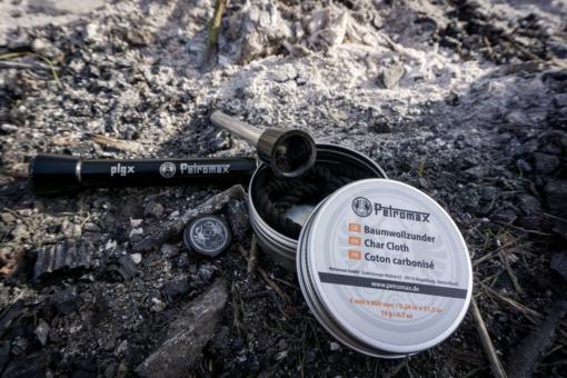 Baumwollzunder für Petromax Feuerkolben_