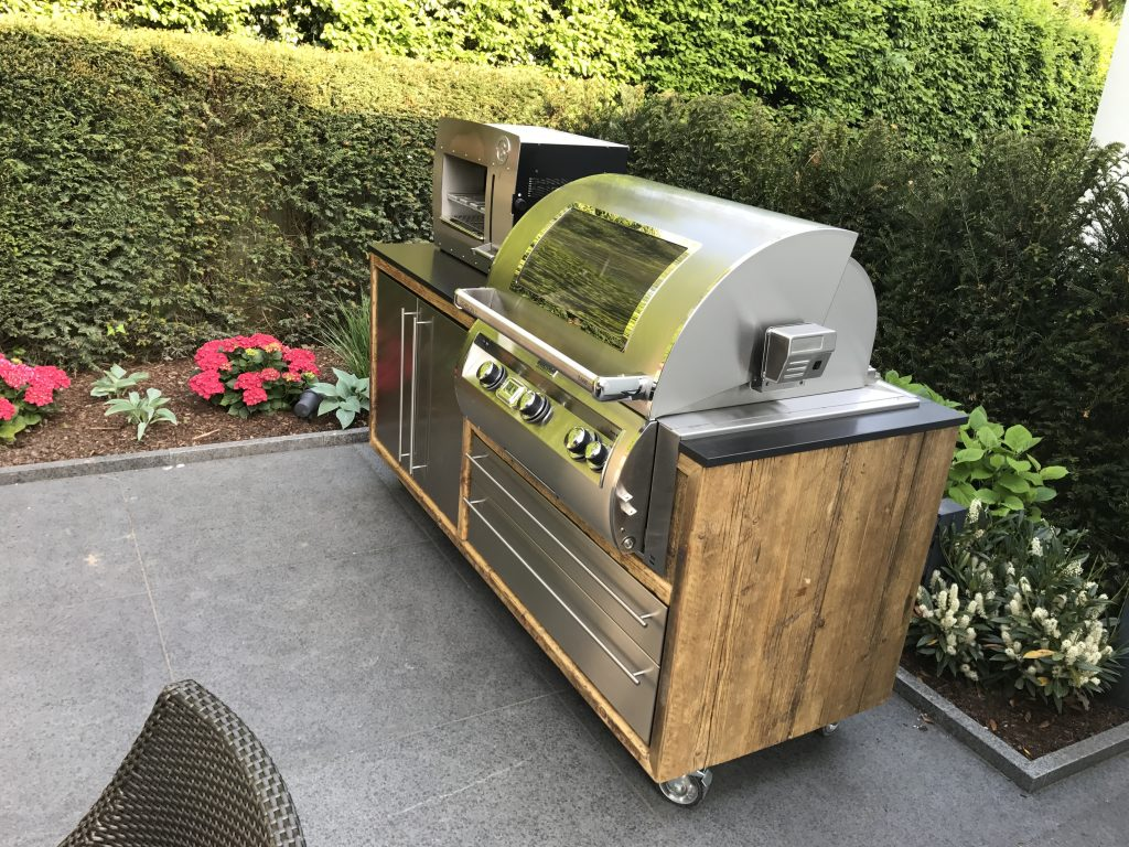 Proks Outdoorküchen