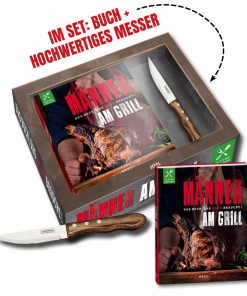 Männer am Grill - Das Buch, das MANN braucht