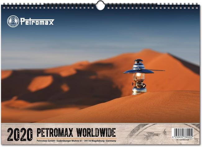 Petromax Foto-Kalender 2020