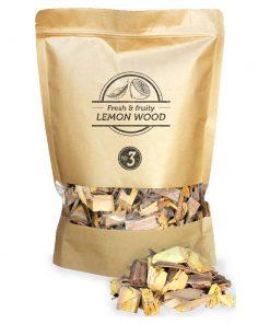 Smokey Olive Wood – Zitronenholz Chips Nº3