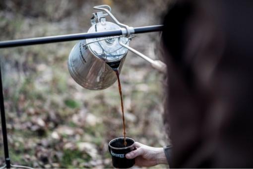 Petromax Ausgießhilfe für Edelstahl Perkolator le14 le28
