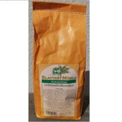 Brotbackmischung - UrDinkel-Vollkornbrot