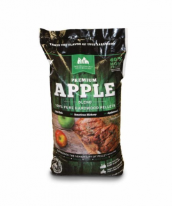 GMG BBQ Pellets Apple Blend, 12,7 kg