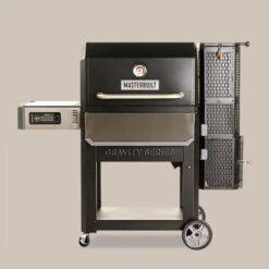 MASTERBUILT Gravity Series ™ 1050 Digital Charcoal Grill + Smoker