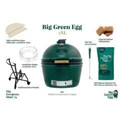 big green egg Xxlarge starter paket