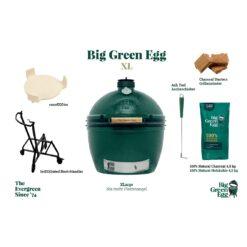 big green egg xlarge starter paket